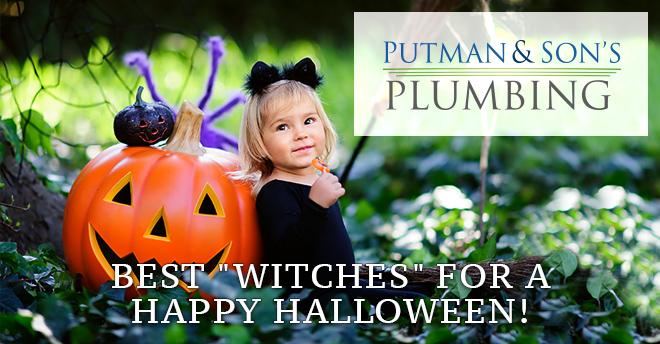 Putman & Sons Plumbing Halloween 2015