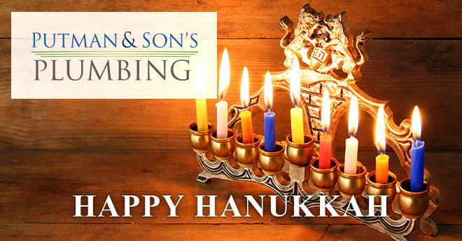 PUTMAN & SONS Hanukkah 2015