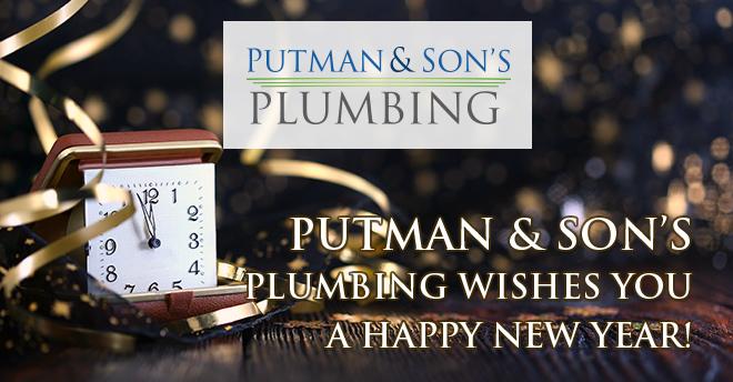 Putman & Sons Plumbing New Year 2016