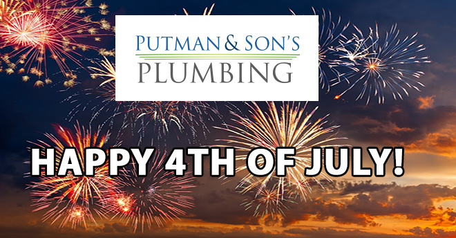 Putman & Sons Plumbing 4th of July 2016