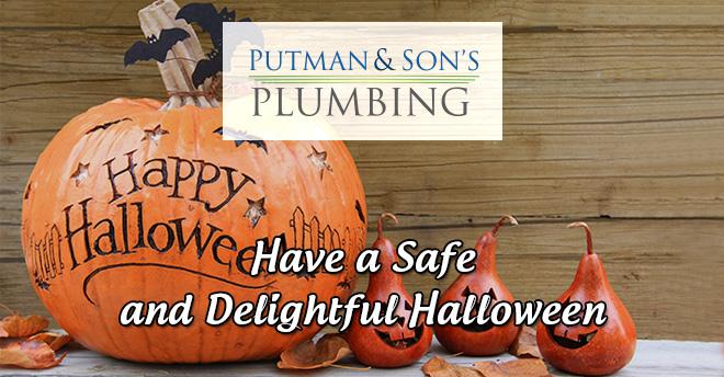 putman plumbing halloween 2016