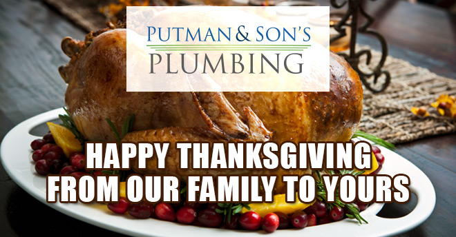 putman and sons plumbing thanksgiving 2016