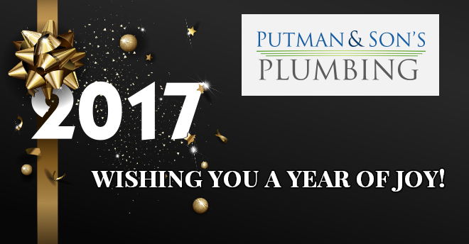 Putman & Sons Plumbing New Year 2017