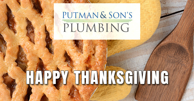 Putman & Son's Plumbing Thanksgiving 2017