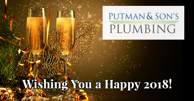 Putman & Sons Plumbing New Year 2018