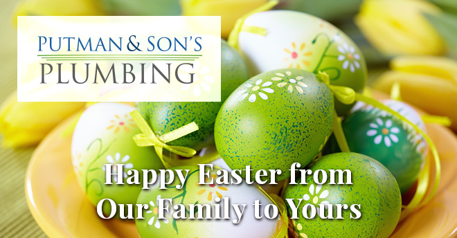 Putman and Sons Plumbing Easter 2018