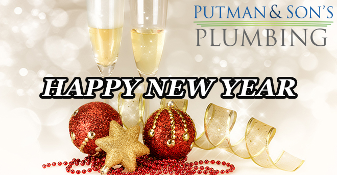 Putman & Son's Plumbing Happy New Year