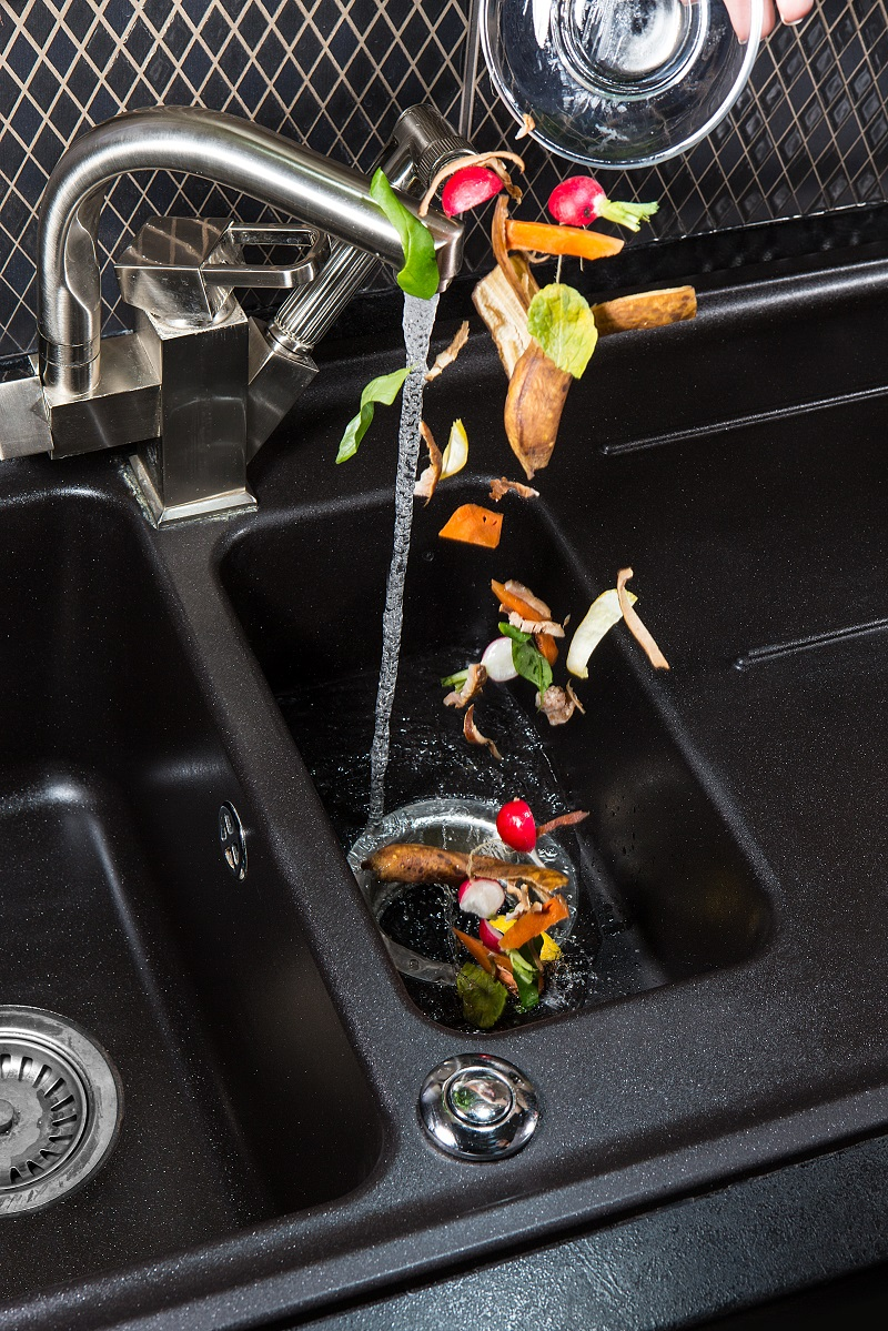 Putman and Sons Plumbing Clogged Garbage Disposal