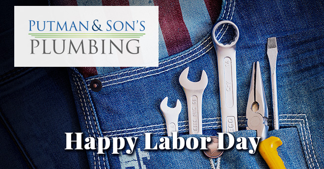 Putman & Son's Plumbing Labor Day 2019