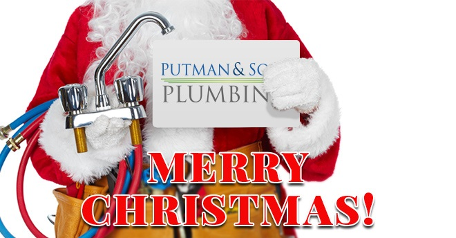 Putman and Son's Plumbing Christmas 2019