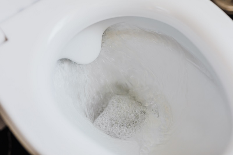Putman and Sons Plumbing Reminds People Not to Flush PPE